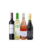 ワインセット 1本あたり832円 コスパ抜群 MIXバラエティ12本セット 赤 白 ロゼ スパークリングセット