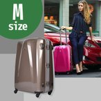 スーツケース キャリーケース キャリーバッグ 軽量 Sサイズ 小型 MEM-MF1001-58