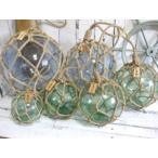 ガラス浮玉NO.07(23cm) 漁業用ブイ マリンアイテム 浮き球