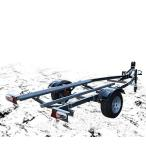 MAX TRAILER/マックストレーラー ロプロス 1艇積 500kgスチール※キャンセル不可※代引き不可