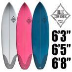 Blue Surfboard ブルーサーフボード ショートボード EPS CORE 6'3  6'5  6'8/エポキシ ファンボード サーフィン[送料無料]