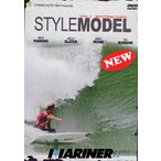 Yahoo!白浜マリーナ Yahoo!店STYLE MODEL(スタイルモデル)vol.1 BOTTOM TURN 世界最高のスタイルマスター達のボトムターンにフォーカス!/サーフィンDVD
