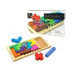 ギガミック Gigamic フランスの究極の脳トレゲーム カタミノ KATAMINO パズルゲーム 脳トレ 知育玩具 おもちゃ