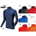 プーマ PUMA ジュニア モックネック LS シャツ サッカー スポーツ インナーシャツ アウトレット セール