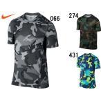 ナイキ NIKE NPC ハイパークールMAX フィッテド ウッドランドカモS/Sトップ スポーツ トレーニング 半袖 Tシャツ アウトレット セール