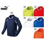 プーマ PUMA ジュニア パワーキャット5.10 長袖ゲームシャツ サッカー ゲームシャツ 長袖 アウトレット セール