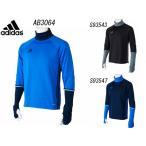 アディダス adidas メンズ Condivo16 ハイブリッド フィットトップ サッカー トレーニング シャツ