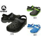 クロックス crocs メンズ デュエット マックス クロッグ DUET MAX CLOG サンダル スニーカー