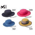 ミレー MILLET メンズ&レディース サプレックス ベンチング ハット SUPPLEX VENTING HAT アウトドア 帽子 ハット