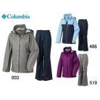 コロンビア Columbia レディース グラスバレーウィメンズレインスーツ アウトドア レインスーツ