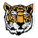 刺繍ワッペン 虎タイガー