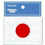 日の丸ワッペン 日本国旗 M