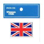イギリス 国旗 ワッペン 2S