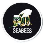 アメリカ海兵隊 ミリタリーパッチ USMC SEABEES ワッペン