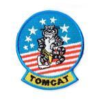 ミリタリーワッペン TOMCAT マスコット S