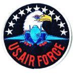 アメリカ空軍 ミリタリーワッペン F-15ストライクイーグル