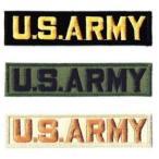 アメリカ陸軍 ミリタリーワッペン U