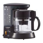 送料無料 象印 コーヒーメーカー カルキをとってコーヒー豆本来のおいしさを引き出します。