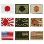 国旗ワッペン 国旗/軍旗 ワッペン SS