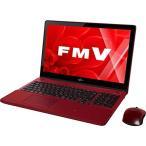 ノートパソコン 富士通 FMV LIFEBOOK AH77/B1 FMVA77B1RK KINGSOFT Office 15.6インチ フルHD 1TB BD Windows10 Core i7 -7700HQ わけあり アウトレット
