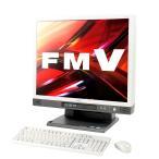 再生中古品 富士通 FMV ESPRIMO K552/D FMVKH2D2E1 中古 デスクトップ パソコン Kingsoft Office Core i5 Windows7 Pro 250GB HDD 一体型17インチ