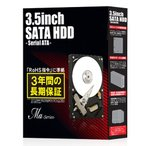 ショッピングBOX HDD ハードディスク 東芝 TOSHIBA 3.5インチ 5TB SATA MD04ACA500BOX 7200rpm 128MB 新品 内蔵HDD 3年保証付き 送料無料