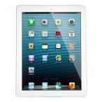 アップル iPad 第4世代 Retinaディスプレイ Apple iPad with Retina Display MD510C/A 海外版 16GB Wi-Fi Black 4th Generation 中古品