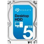 Seagate シーゲイト ST5000DM002 内蔵ハードディスク HDD 3.5インチ 5TB  SATA 6Gb 7200rpm 128MB 1年保証 国内正規品