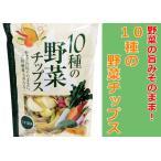 10種の野菜チップス