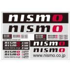 日産コレクション グッズ ニスモ ステッカーセット 99992RN237