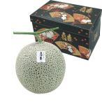 (銀行振込決済受付は終了しました)お中元 ギフト 果物 北海道富良野市産 生産者指定ふらのメロン扇舞(おうぶ)特秀品2Lサイズ1玉 (220_20夏)