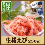 生桜えび250g |静岡県由比産