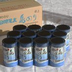 島のり 日間賀島産味付のり 12個入 1個:八ツ切48枚(全型6枚分)