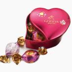 バレンタイン チョコレート 2017年 ゴディバ (GODIVA) ラッピングチョコレート ミニハート缶 5個入  丸広百貨店
