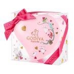 バレンタイン チョコ 2020 ゴディバ G キューブ アソートメント ミニハート缶 (5粒入)