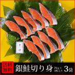 干物 送料無料 (13) 銀鮭切り身 3枚入×3袋 合計9枚 干物詰め合わせセット 朝食・お酒のおつまみ・お弁当のおかずに最適です