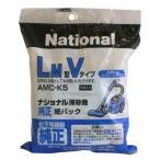 ショッピングナショナル ナショナル 掃除機紙パック AMC−K5 AMC-K5 07-4823