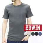 Tシャツ メンズ Tシャツ 半袖 ブランド EDWIN エドウ