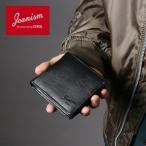 ショッピングサイフ 二つ折り財布 メンズ 二つ折り財布 レディース さいふ サイフ 革 レザー 小銭入れ コインケース JEANISM produced by EDWIN