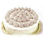 【松右衛門】《送料無料》アイスケーキ あずき 5号(直径約15cm)