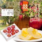糖度14度以上 送料無料 鈴木さんグループの山形県朝日町産「サンふじ」特選3kg(8-10玉)