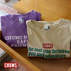 CHUMS  30th Anniv Message T-shirt ��CH01-0730��1000563