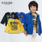ショッピングF.O.KIDS F.O.KIDS (エフオーキッズ) マスクマンTシャツ R106056 4013600  SALEsaleセールバーゲン S6A