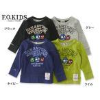 F.O.KIDS エフオーキッズ マスクマンライトトレーナー  R411036 キッズ ベビー トップス 長袖 スウェット 子供 子ども 4015293 f6s