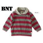 BNT ビーエヌティー もこもこトレーナー T160 キッズ ベビー トップス 長袖 子供服 子ども 日本製 国産 4015493 冬服 AW6S