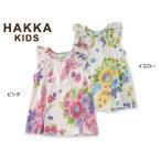 HAKKA KIDS ハッカキッズ グラジオラスプリントノースリーブワンピース 02954471-MG[100-120cm] キッズ トップス チュニック タンクトップ 子供 4016373