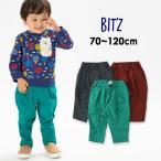 メール便可 ビッツ B421029-M12 星ジャガードジョッパーズパンツ キッズ ベビー ボトム ボトムス 長ズボン 10分丈 ペンギン 子供服 Bitz 4021428