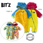 ショッピングジャンプスーツ Bitz リバーシブルジャンプスーツ,B426015-MG,6002945
