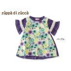 zuppa di zucca ズッパディーズッカ 花柄切替半袖ワンピース 29347035-MG ベビー トップス ワンピ チュニック 女の子 子供 こども 子ども 6003471
