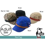 CHUMS(チャムス)Fes Cap CH05-1001-MG 7006372 帽子 キャップ レディース メンズ